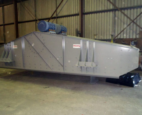 Horizontal Linear Motion Dewatering Screen