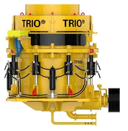 Trio Cone Crusher TP 900