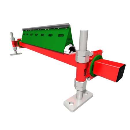 Brelko E205 Secondary Belt Scraper