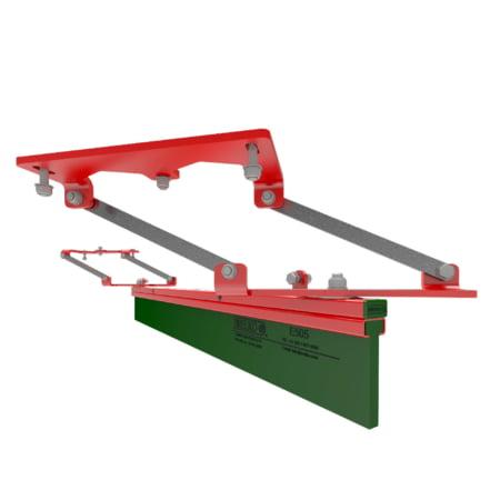 Brelko E505 Angle Plough