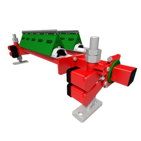 Brelko E805 Compact Secondary Belt Scraper