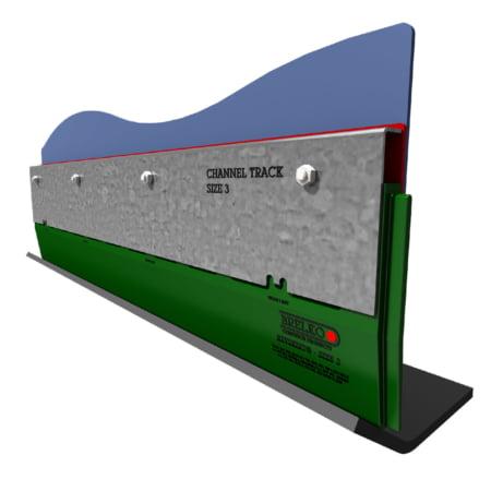 Brelko Keyskirt Size 3 Chute Sealing System