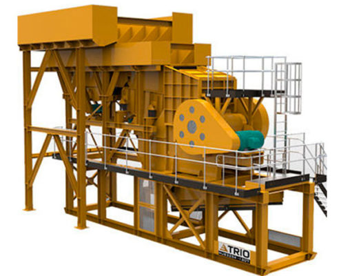 TRIO Jaw Crusher