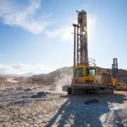 Mining drills